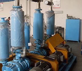 罗茨真空泵应用案例